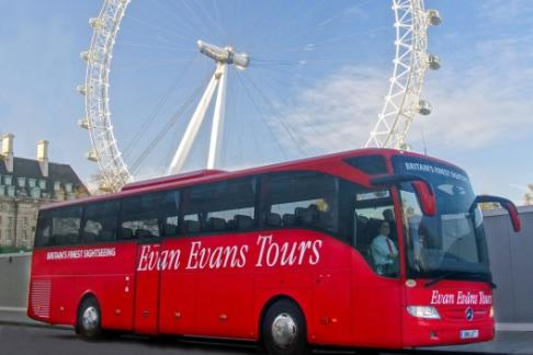London Panoramic, Hampton Court and Windsor Castle – Full Day Tour