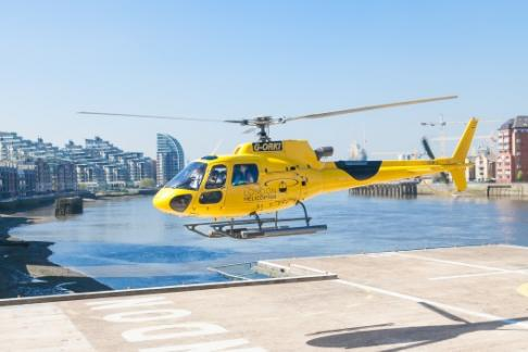 The London Helicopter – London Buzz