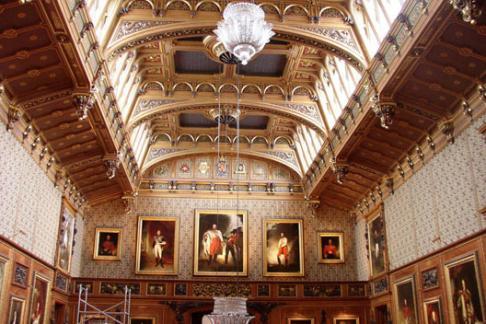 Windsor Castle, Stonehenge and Oxford
