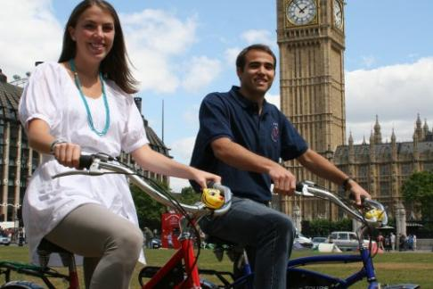 Fat Tire Bike Tours – Royal London Bike Tour