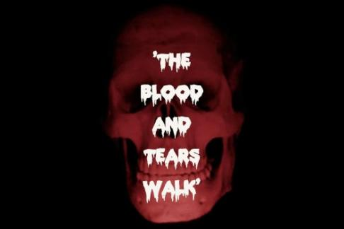 The Blood & Tears Walk