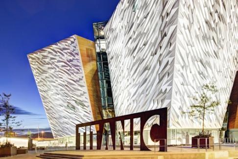 Titanic Belfast + SS Nomadic + Crumlin Road Gaol