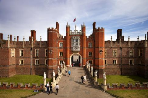 Hampton Court Palace – Standard Ticket