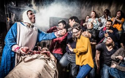 The London Dungeon – Standard Ticket + FREE Drink