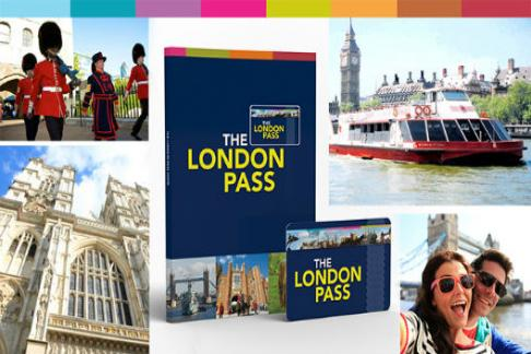 London Pass – With Oyster Card