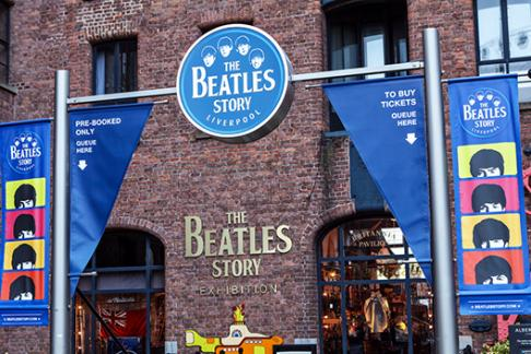 The Beatles Story Museum + FREE Child
