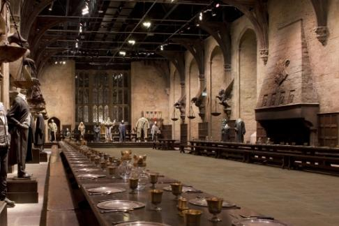 Warner Bros. Studio Tour London – The Making of Harry Potter from King's Cross