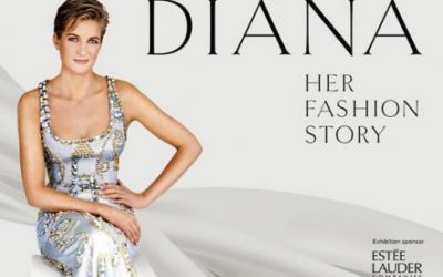 Kensington Palace & Diana Her Fashion Story