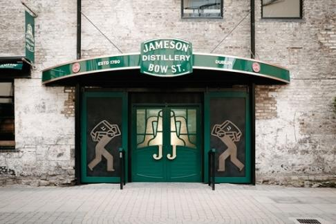 Hop-On Hop-Off 24Hrs + Jameson Distillery Bow St.