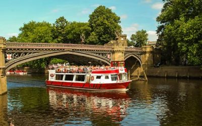 City Cruises York – Daytime York City Cruise