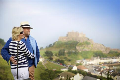 Mont Orgueil Castle – Standard Ticket