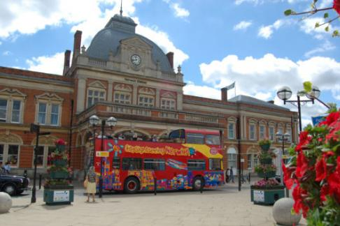 City Sightseeing Norwich Hop-on Hop-off