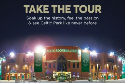 Celtic Park Stadium Tours