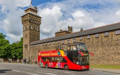 City Sightseeing Cardiff Hop-on Hop-off