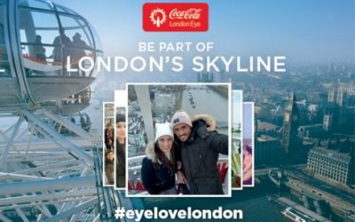 London Eye – Champagne Experience + FREE Photobook