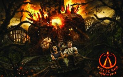 Alton Towers Resort – 2 Day Ticket