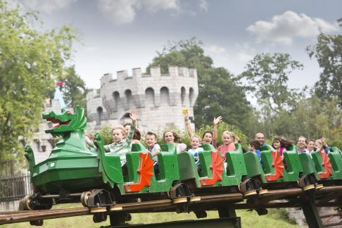 LEGOLAND® Windsor – 1 Day Pass + Burger Kitchen Meal Deal