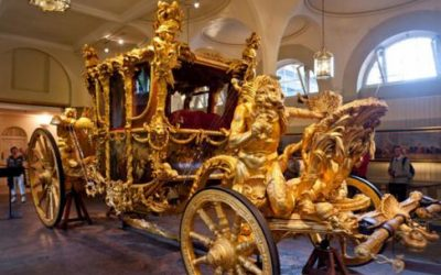 The Royal Mews – Buckingham Palace