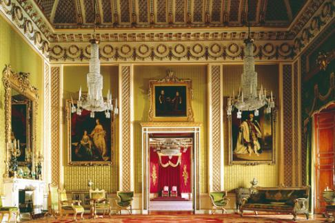 The State Rooms – Buckingham Palace