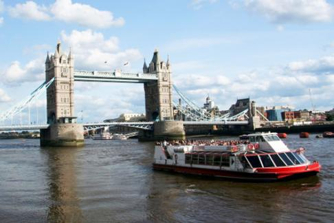 Thames River Rover Pass + Tower of London + London Eye