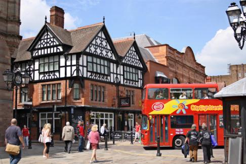 City Sightseeing Chester Hop-on Hop-off