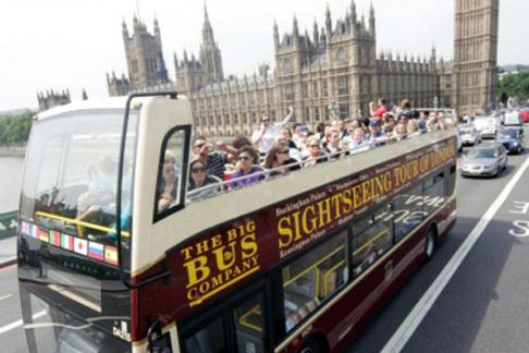 Big Bus London – Classic Ticket