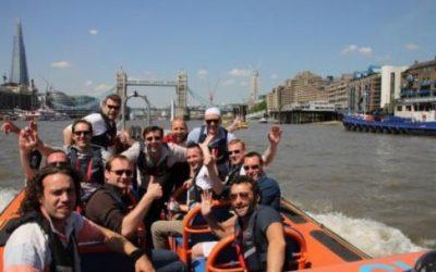 Rib Tours London – High Speed Thrills Tour