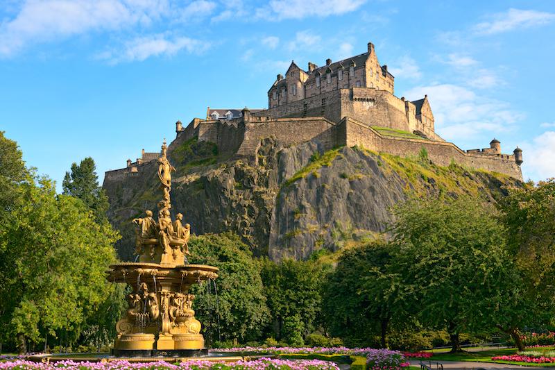 A beginner's guide to Edinburgh