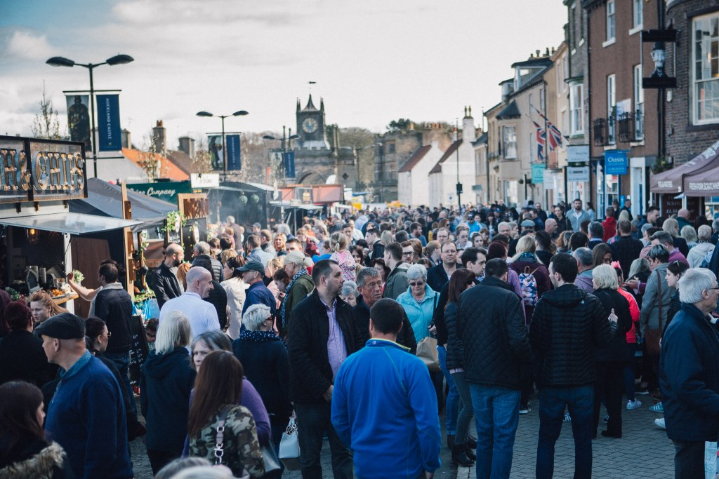 April-Holiday-Event-Bishop-Auckland-Food-Festival-County-Durham
