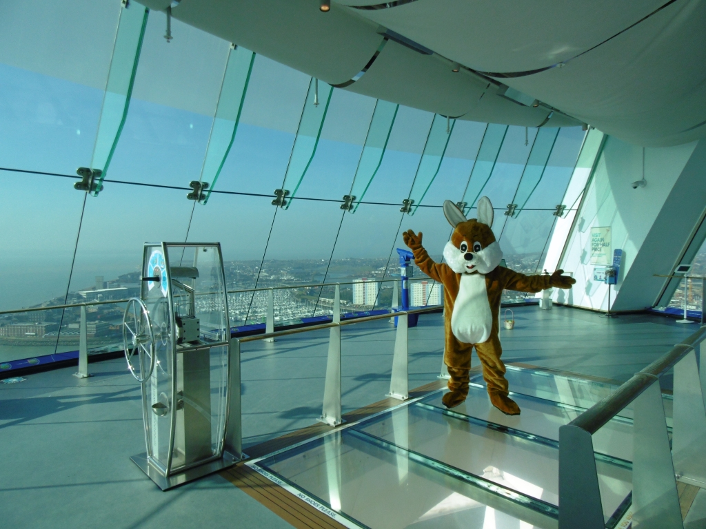 Easter-at-Emirates-Spinnaker-Tower-Portsmouth