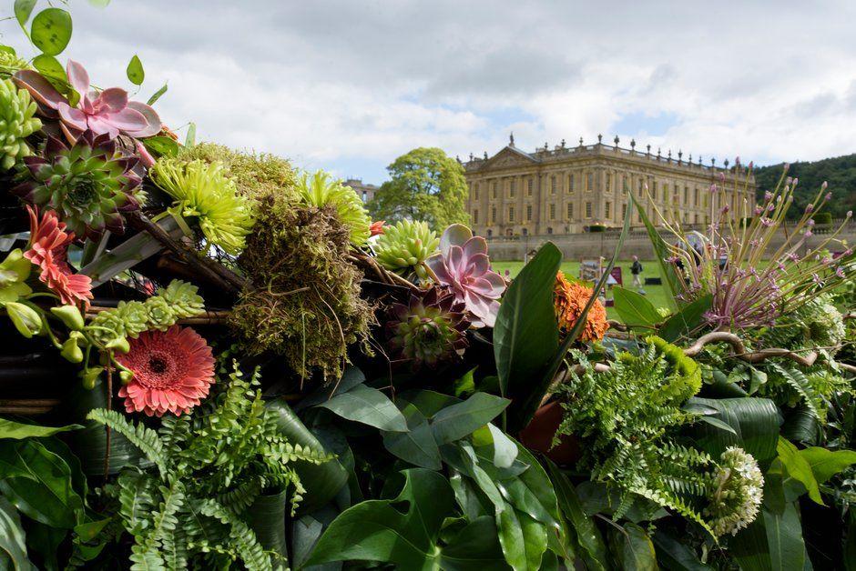 Chatsworth-flower-show-June