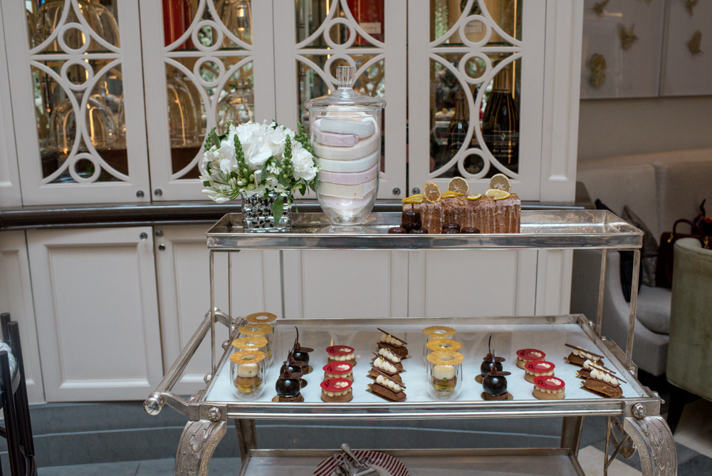 The Classic Afternoon Tea at Corinthia Hotel London