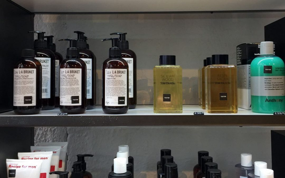 Shopping for Men's Beauty Products in London at BEAST Seven Dials