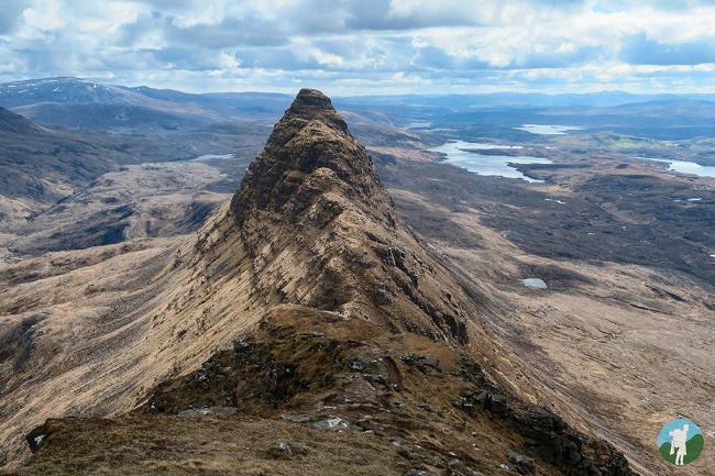 suilven north coast 500 scotland