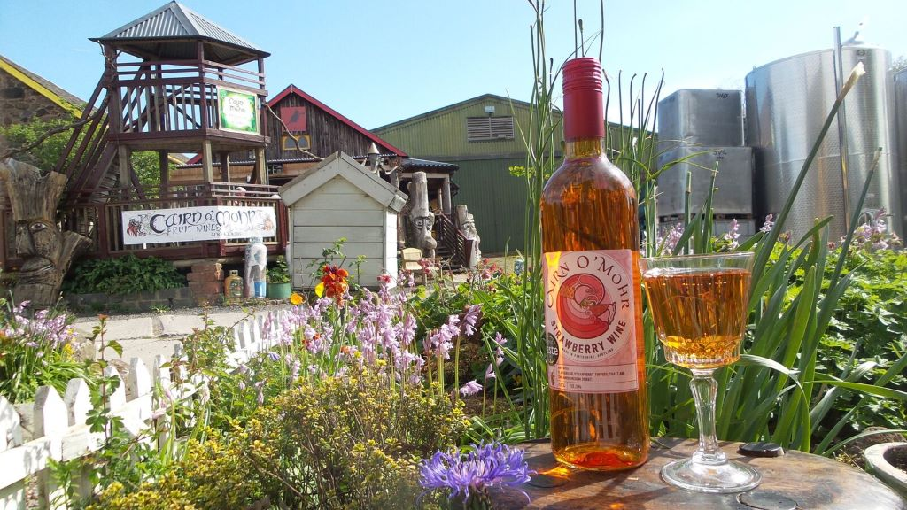 Vineyards-UK-Perthshire-Cairn O'Mohr-Winery