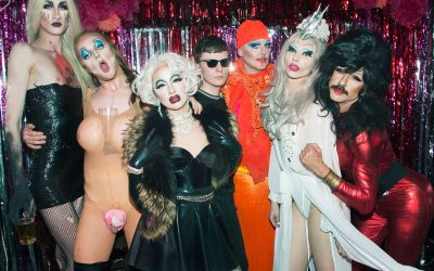Fun, Fashion & Fame – A Night Out at The Glory's Lipsync 1000 Drag Battle