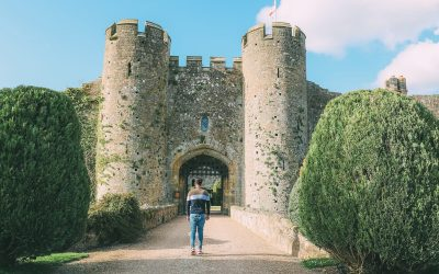 Here's How To Stay In A 1,000 Year Old Castle In England