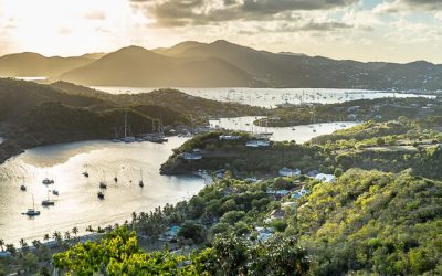 Lady's 5 Incredible Reasons to Visit Antigua