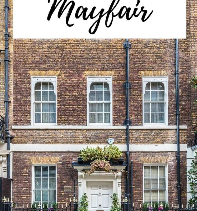 Lady's Beautiful Guide to Mayfair