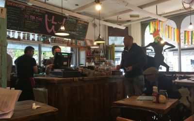 Love Walk Cafe – Fancy fry-up