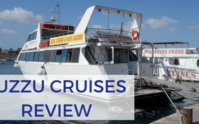 Luzzu Cruises Review – Gozo, Comino and Blue Lagoon in Malta
