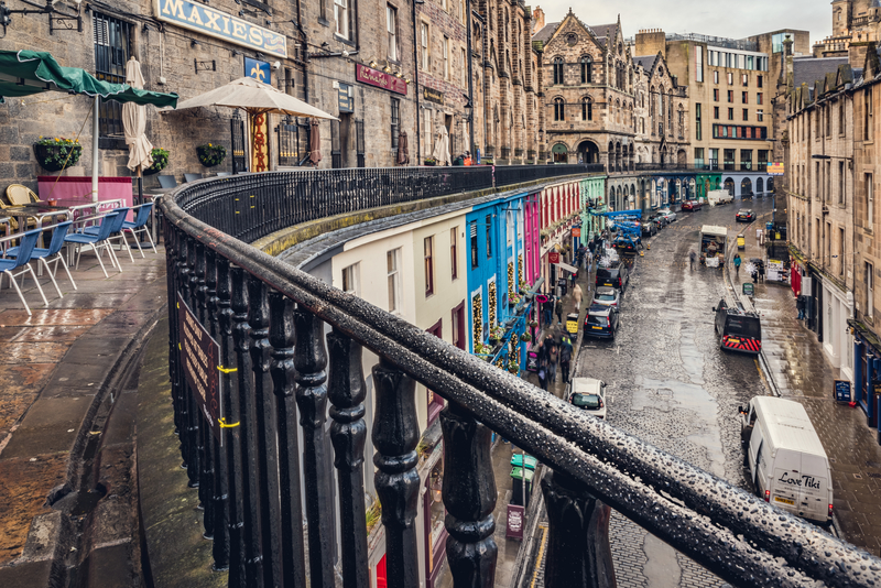 Top 10 Instagram spots in Edinburgh for the perfect photo op
