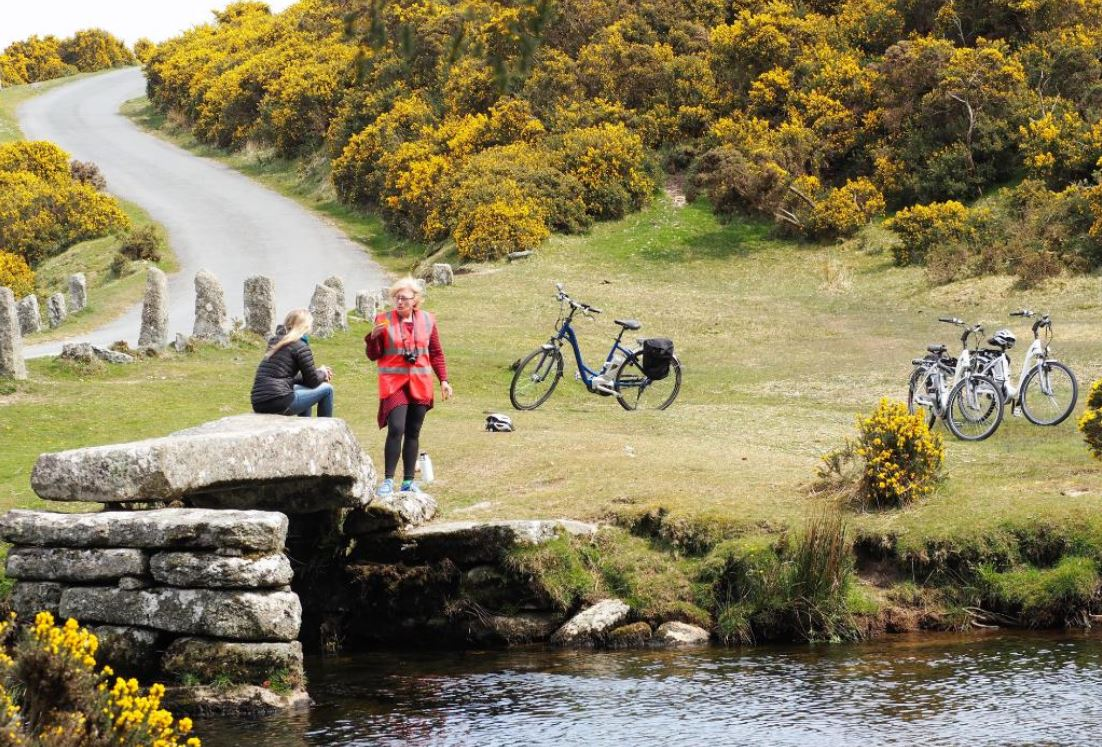 Cycling-Holidays-in-Dartmoor-Devon-UK