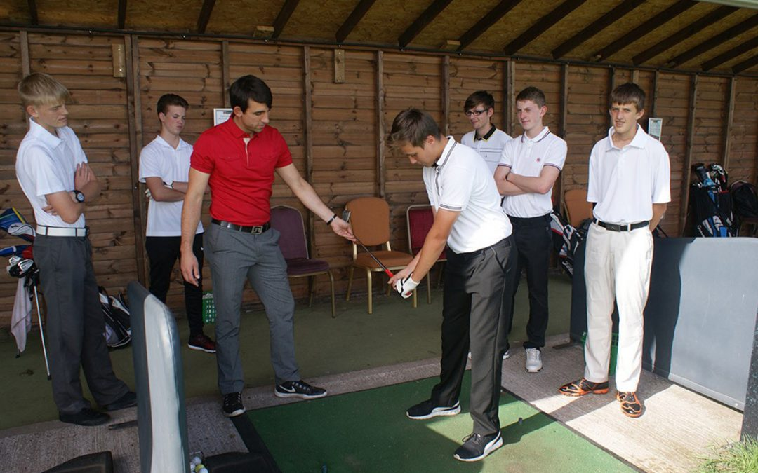 9 Hole Golf Lesson for Two at The Ian Woosnam Golf Academy