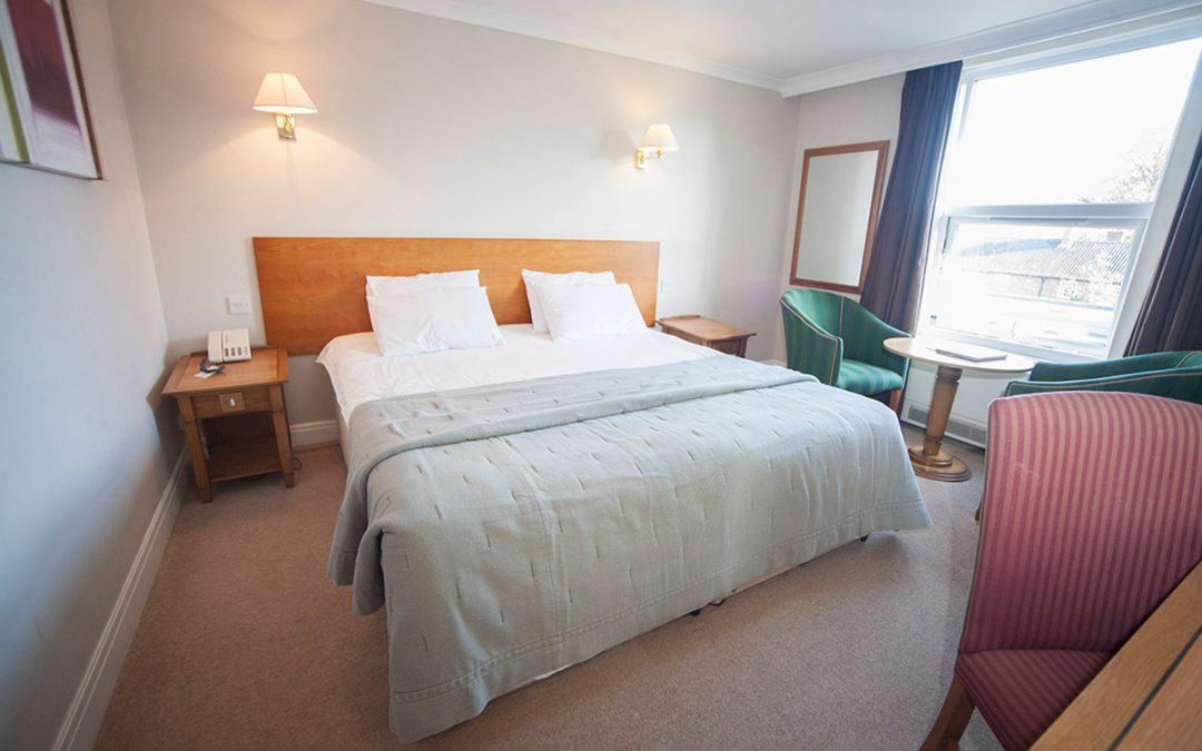 One Night Break for Two at the Blackwell Grange Hotel