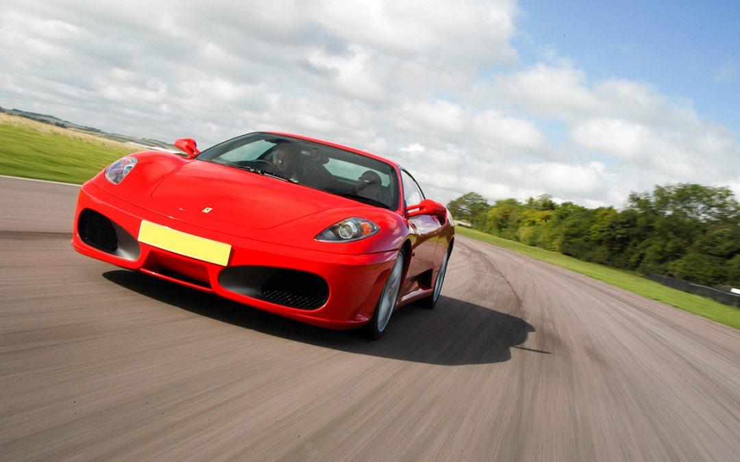Ferrari F430 Extended Experience at Thruxton