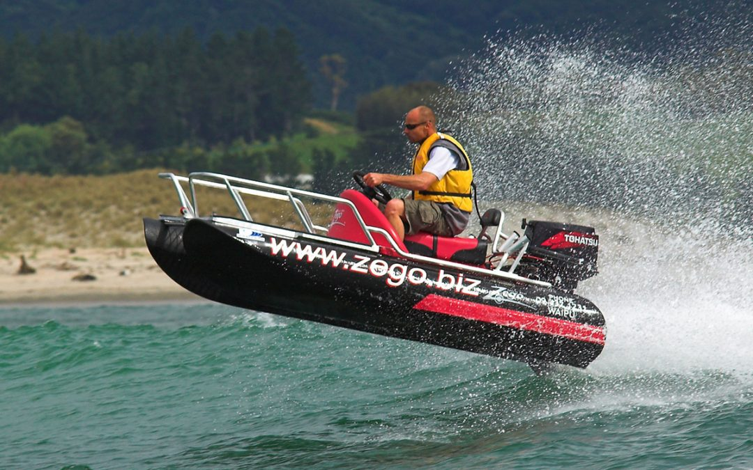 Extreme Zego Watersport Thrill