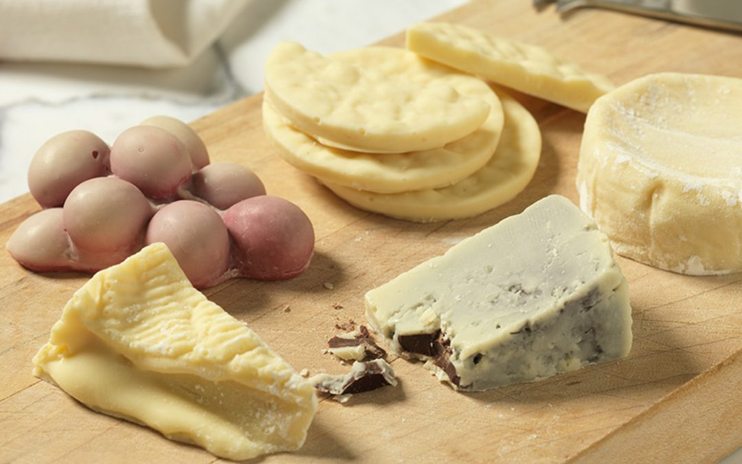 Chocolate Cheese and Crackers