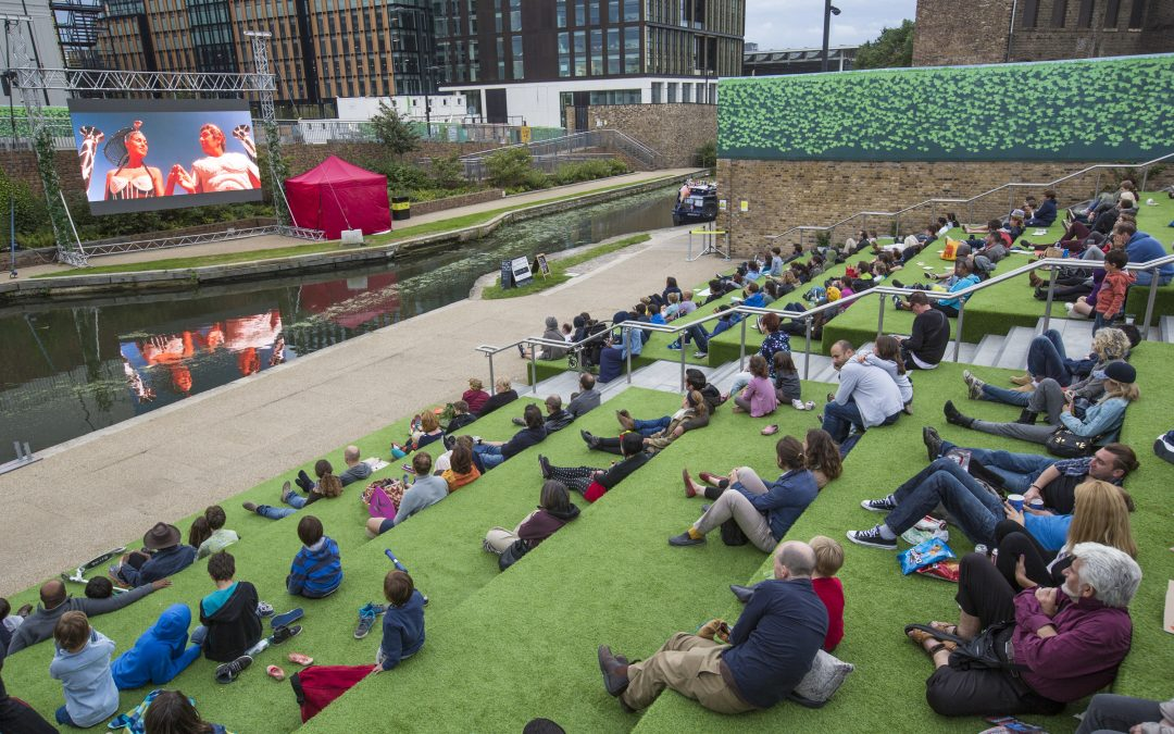 Enjoy a holiday romance with the Summer Love Film Festival in King's Cross