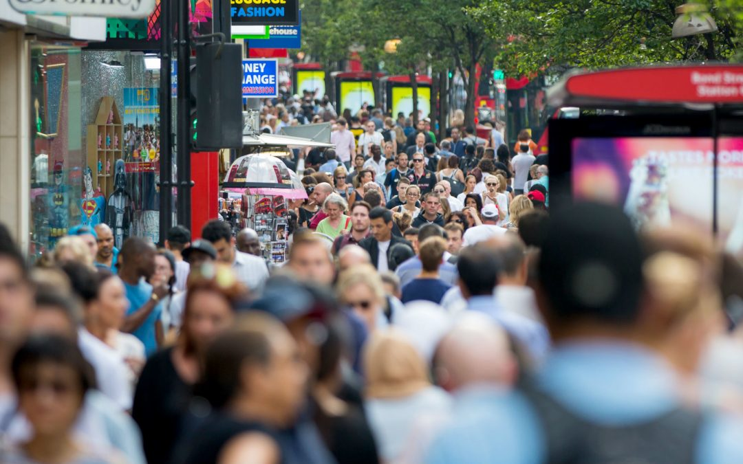 Most Googled: how many people live in London?